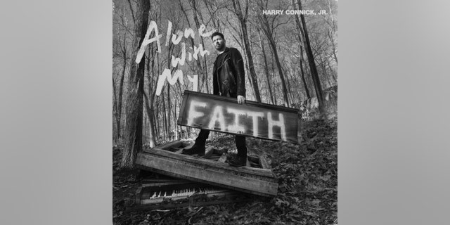 Connick Jr.'s album cover was shot by his daughter, Georgia.