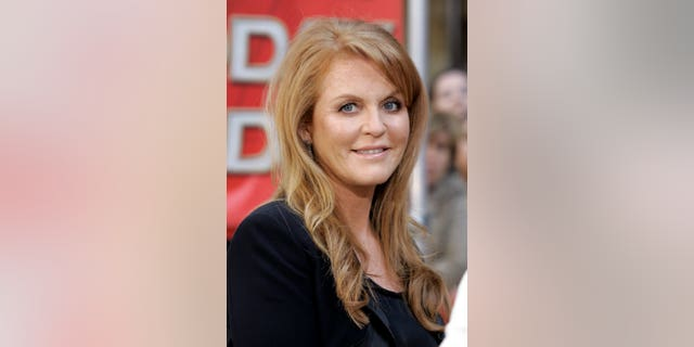 Duchess of York Sarah Ferguson described royal life as 'not a fairytale' in 1996 Oprah interview.jpg