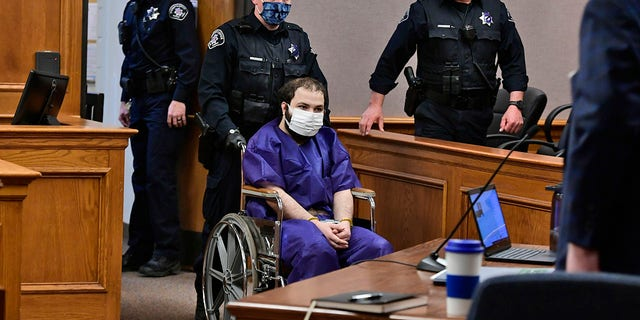 Colorado Shooting Suspect Bought Gun Legally, Passed Background Check
