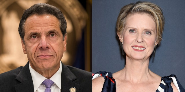 New York Gov. Andrew Cuomo was called out by 'Ratched' actress Cynthia Nixon over his sexual misconduct allegations and more.