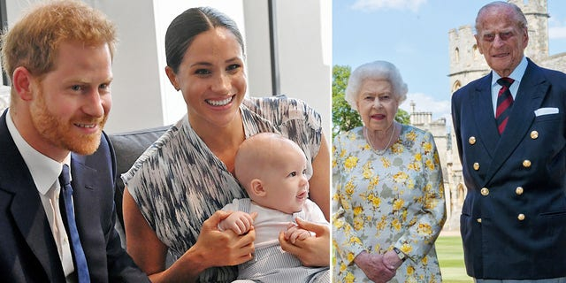 Prince Harry and Meghan Markle said that people in the royal family were concerned over Archie's skin tone.
