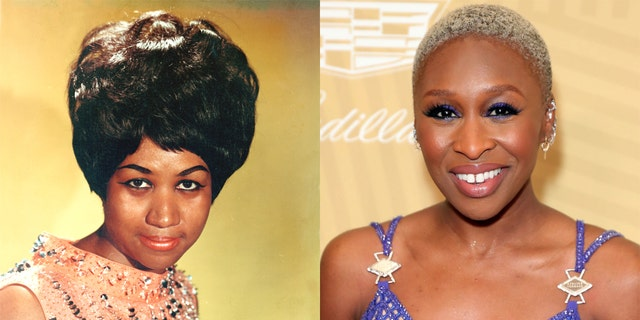 Aretha Franklin is played by Cynthia Erivo in 'Genius: Aretha.' Franklin's family clarified that they do not hold ill will toward Erivo.