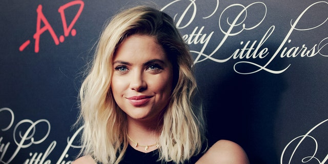 Ashley Benson recently shared a photo with a face-altering filter to poke fun at cosmetic procedures. (Photo by Tibrina Hobson/Getty Images)