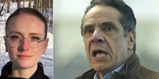 Cuomo apology 'fake' and 'downright weird,' accuser says as Dem faces calls to resign