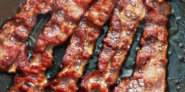 Oscar Mayer is giving away 1,500 pairs of shoelaces that smell like bacon for a new sweepstake, the brand announced Friday. (iStock)