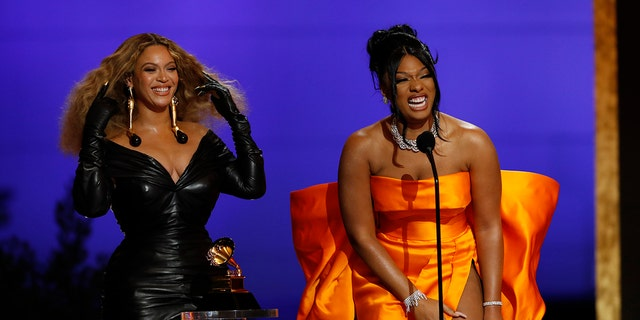 Beyonce's wins included best rap performance for the song
