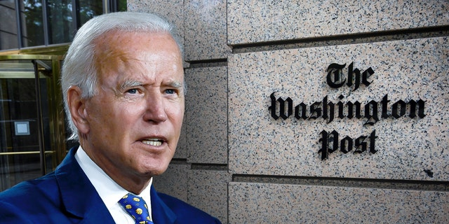 """Washington Post editor Fred Ryan confronted the Biden administration in a scathing opinion piece """"unprecedented attack on American news organizations"""" aimed at halting government wrongdoing efforts.  (Getty Images)"""