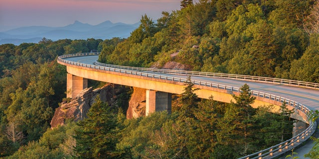 The Blue Ridge Parkway in Virginia and North Carolina was the most popular NPS park in 2020, with 14.1 million visitors.