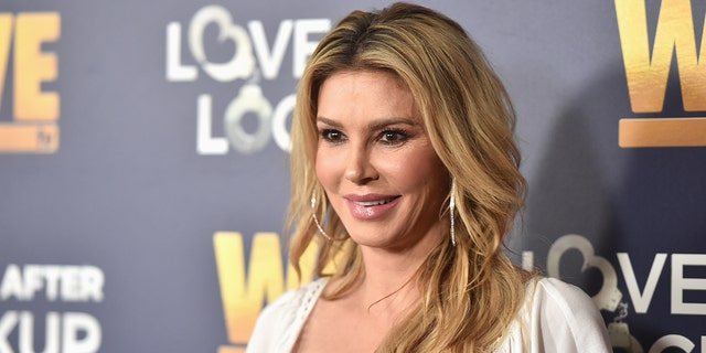 Brandi Glanville revealed that she suffered '2nd degree burns' from a psoriasis treatment mishap. (Getty Images)