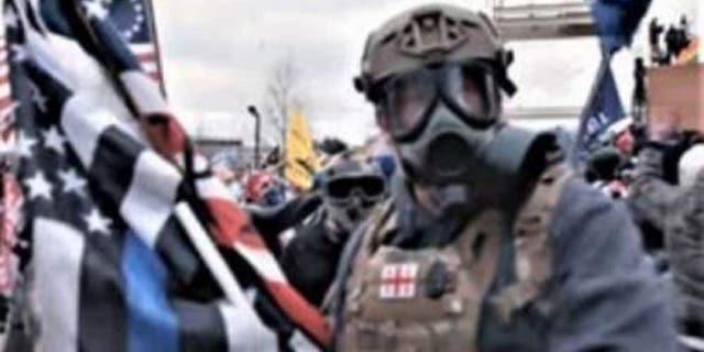 Capitol Riot Fallout Ex Special Forces Soldier Jeffrey