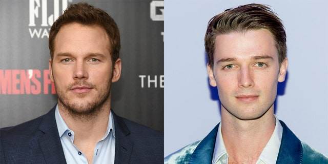 Patrick Schwarzenegger (right) has reportedly joined his brother-in-law Chris Pratt in Amazon's 'The Terminal List.'