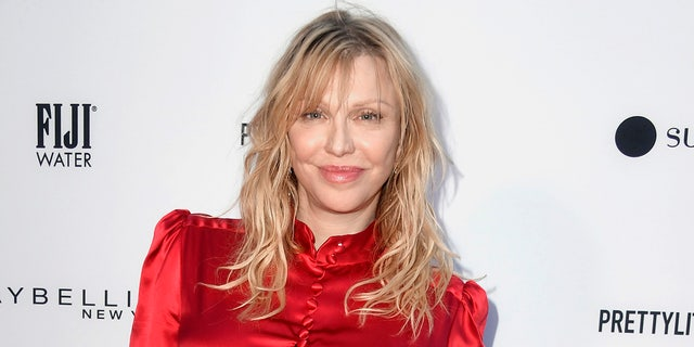 Courtney Love has revealed that she 'almost died' while battling anemia. (Photo by Frazer Harrison/Getty Images)