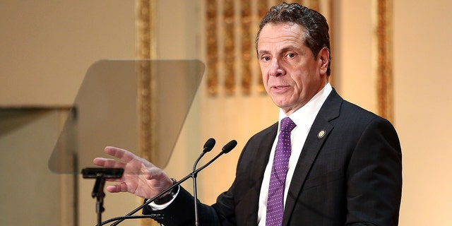 Andrew Cuomo has been accused of sexual misconduct by multiple women. (Photo by Monica Schipper/Getty Images)