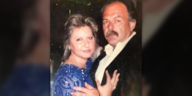 Samuel Arbeeny with wife, Linda. (Danielle Messina)
