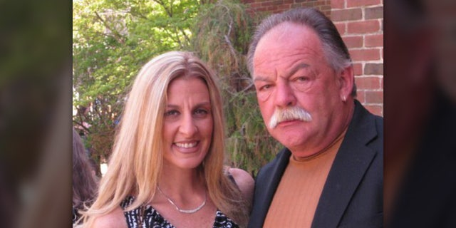 Danielle Messina and her fatherSamuel Arbeeny (Danielle Messina)