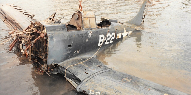 The Douglas SBD-5 Dauntless was an aircraft type that had an enormous impact on World War II.