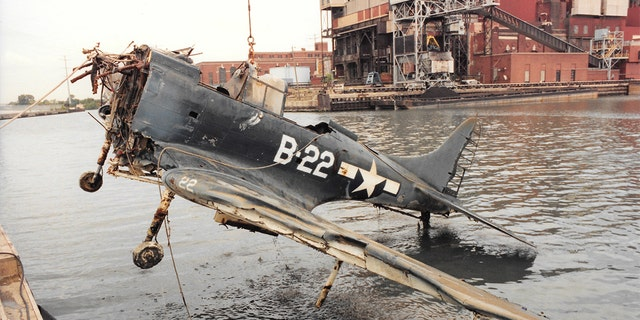 The Douglas SBD-5 Dauntless was one of the U.S. Navy's most capable frontline aircraft types when the war broke out in 1941.