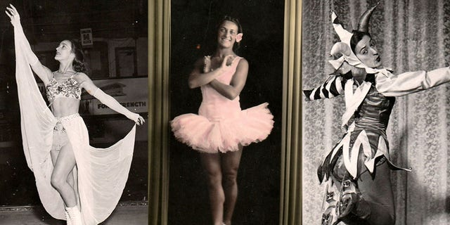 She even performed for Prince Philip at an Ice Gala in 1952, for which she received a royal letter of thanks.