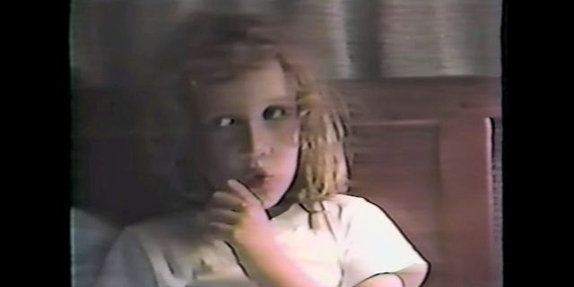 Footage of Dylan Farrow from the HBO docuseries 'Allen v. Farrow.'