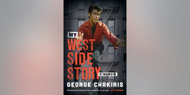 Oscar-winner George Chakiris has released a new memoir about his life and career titled 'My West Side Story.'
