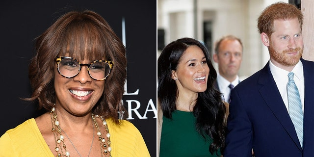 'CBS This Morning' co-host Gayle King is friends with Oprah Winfrey and Meghan Markle.