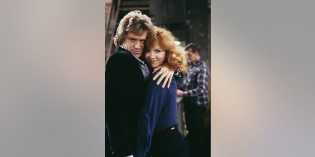 Jeff Conaway (pictured here with Marilu Henner) passed away in 2011 at age 60.