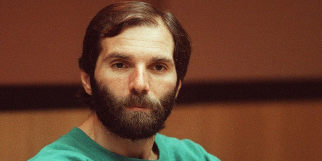 Ronald DeFeo in court in June 1992 during a hearing seeking a new trial on charges he murdered his family in Amityville, N.Y. in 1974. (Newsday/Getty Images)