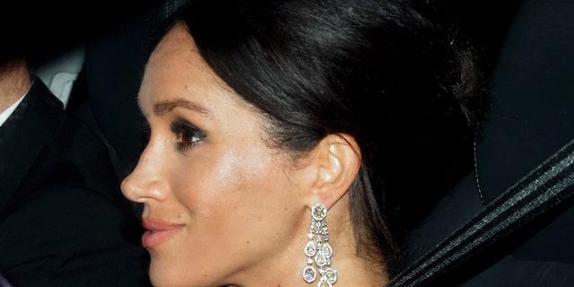 Meghan Markle accused of wearing Saudi leader's 'blood money' earrings after Khashoggi death.jpg
