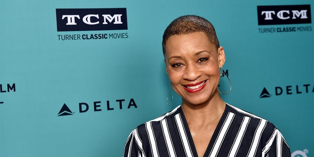 Jacqueline Stewart attends the screening of 'The Defiant Ones' at the 2019 TCM 10th Annual Classic Film Festival on April 14, 2019, in Hollywood, California.