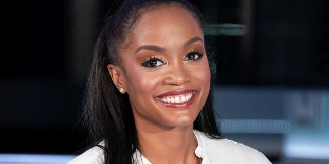 "Rachel Lindsay has returned to Instagram after taking a break from the social media platform.She reportedly received hateful messages from ""Bachelor"" fans following her interview with Chris Harrison. (Noel Vasquez/Getty Images)"