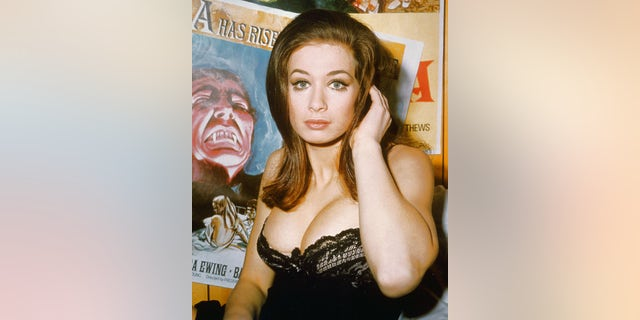Valerie Leon has starred in several British cult classics over the years.