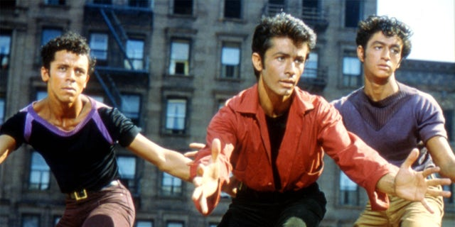 George Chakiris starred as Bernardo in 'West Side Story.'