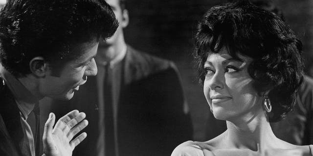 """George Chakiris and Rita Moreno became lifelong friends after """"West Side Story."""""""