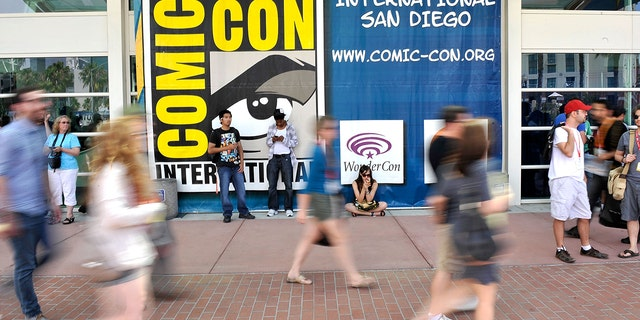 Comic-Con will remain virtual this year due to the ongoing coronavirus pandemic. (Photo by Jerod Harris/Getty Images)