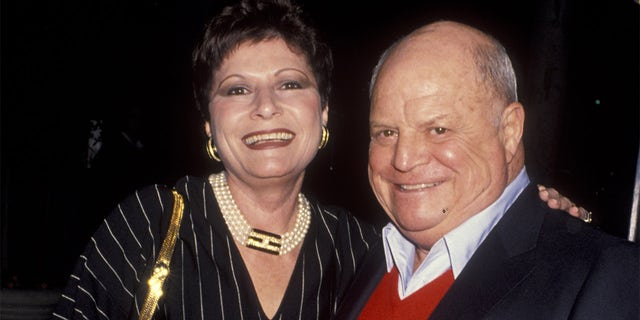 Don Rickles' widow Barbara passed away on what would have been the couple's 56th wedding anniversary. She was 84.<br>