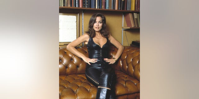 """Valerie Leon said Sean Connery put her at ease during their bed scene in """"Never Say Never Again."""""""