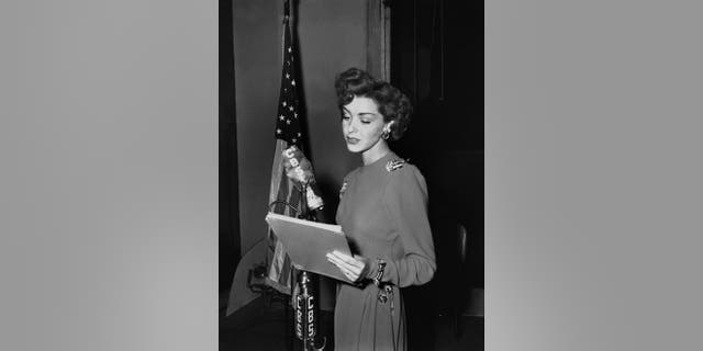 Actress Marsha Hunt said supporting American troops continues to be one of her proudest accomplishments.