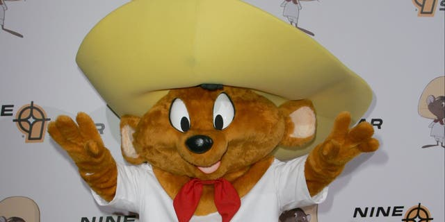 Speedy Gonzales arrives at the Preview Party of the new Speedy Collection on April 19, 2007 in Los Angeles. (Getty Images)