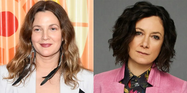 Sara Gilbert revealed that Drew Barrymore was her first kiss with a woman.