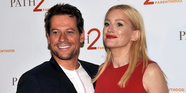 actresActor Ioan Gruffud filed for divorce from actress Alice Evans after 13 years of marriage.
