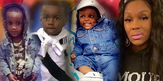 Porsha Branch, 28, her 7-month-old son, Drake House, 2 year old, Messiah House and 5-year-old King.An impaired driver responsible for the fatal crash was stopped minutes before the fatal crash, authorities said.