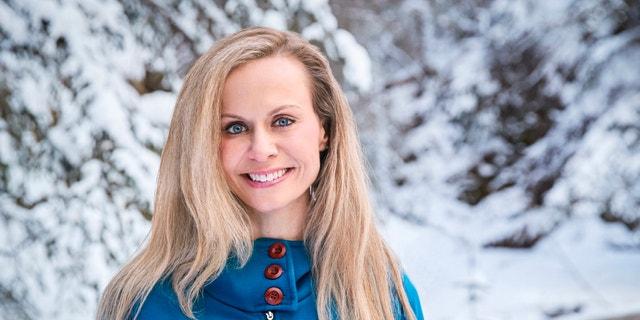 Alaska conservative Kelly Tshibaka announced her candidacy for the U.S. Senate Monday.