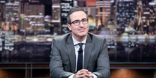 John Oliver took on Gov. Andrew Cuomo during the latest episode of 'Last Week Tonight.'