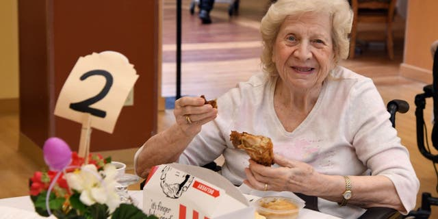 KFCU.S. will be donating skinless and bone-free chicken (not pictured) to Meals on Wheels programs throughout the country.(KFC U.S.)