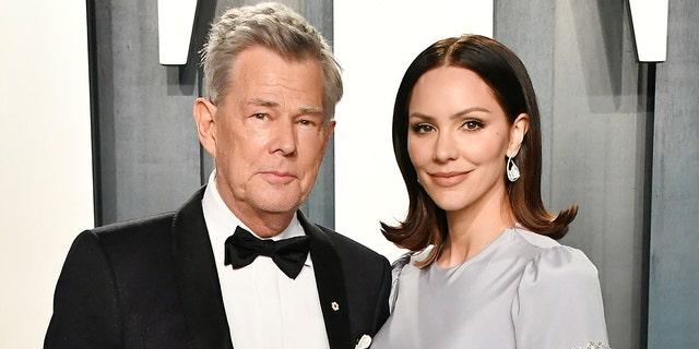 David Foster and Katharine McPhee tied the knot in 2019.