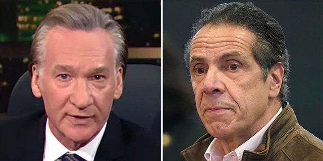 Bill Maher trashes Cuomo, 4 years into MeToo era: How can he 'be this f---in' stupid?'.jpg