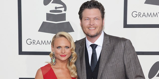 Miranda Lambert and Blake Shelton were married from 2011-2015. (Photo by Jason Merritt/Getty Images)