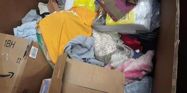 """A representative for Goodwill further confirmed to Fox News that Lessing, while sorting through the above box of donations, had discovered """"the largest cash find reported for our Central Oklahoma Goodwill locations"""" in its 85-year-history."""