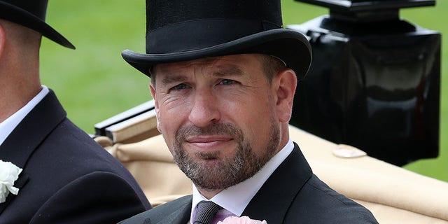 Peter Phillips, Queen Elizabeth'seldest grandson, is currently the chairman and chief executive officer of City Racing. (Photo by Jonathan Brady/PA Images via Getty Images)
