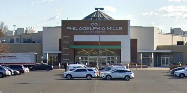 Philadelphia Mills Mall (GOOGLE MAPS)